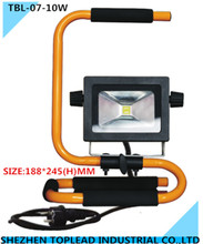 AV110/220V Portable LED Work Light ,10W Civil Led Flood light