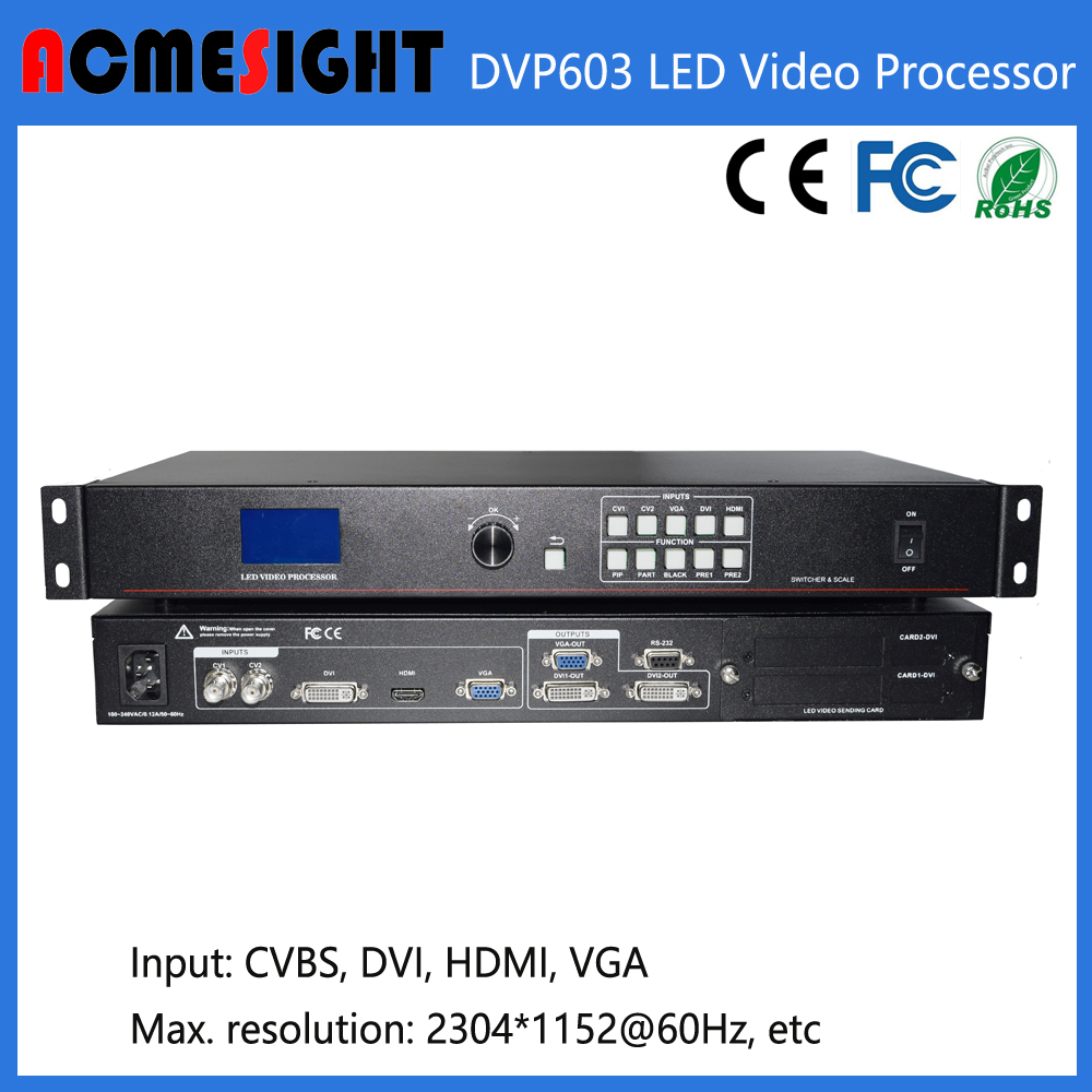 Hot selling high quality Professional novastar mctrl300 video wall processor