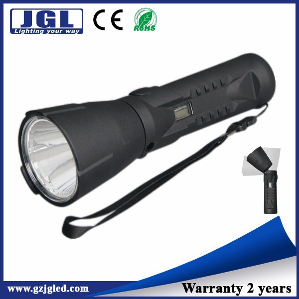 rechargeable led task light, cree 3w military army flashlight