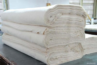 60 cotton 40 polyester white fabric roll