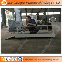 CE approved outdoor wheelchair lift electric disabled scissor lift for sale