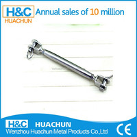 High Quality European Type Double Jaw Stainless Steel Turnbuckle