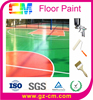 HigHigh performance polyurethane uv proof paint for floor coating in playground
