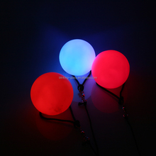 CE magic christmas party events outdoor led ball light waterproof led glow ball