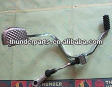 Motorcycle gear shift lever parts for EN125.HJ125-7