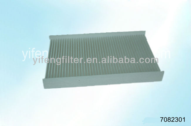 Cabin air filter 7082301 for FIAT Strada,FIAT Siena