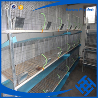 Alibaba 3 / 4 tiers commercial rabbit cage / commodity rabbit cage