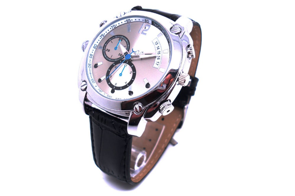 Factory direct sell,HD IR 1080P Wrist Watch Hidden Camera