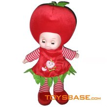 Fruit baby doll