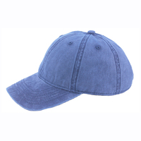 2016 fashion plain blue denim cap and hat cheap baseball caps high quality baseball cap