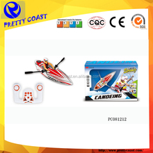 2.4G Rc toy remote control high speed boat toy boats for sale