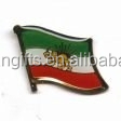 Iran Persian Lion Country Flag Small Metal Lapel Pin Badge 3/4 X 3/4 Inches ... New