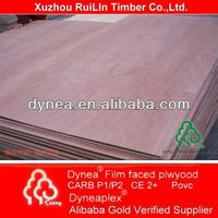 black plywood board 16mm/canadian marine plywood phenolic board for concrete formwork dyneaplex