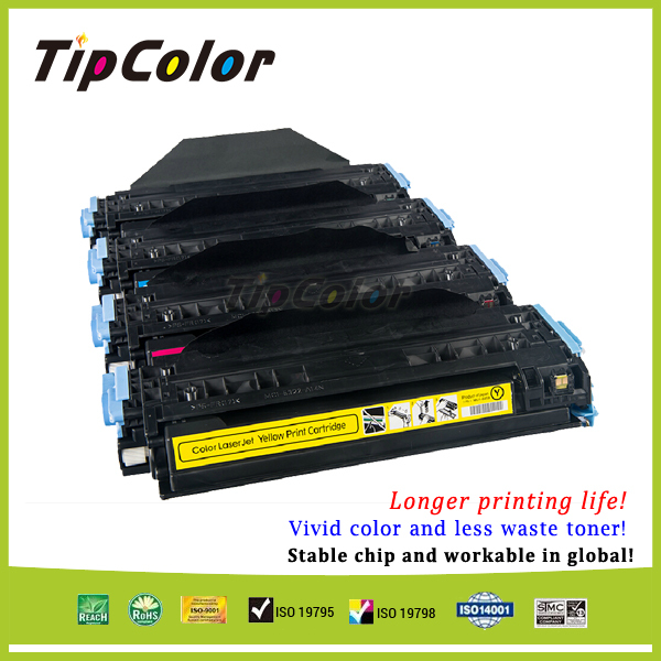 For Hp Q6000A Q6001A Q6002A Q6003A Toner Cartridge