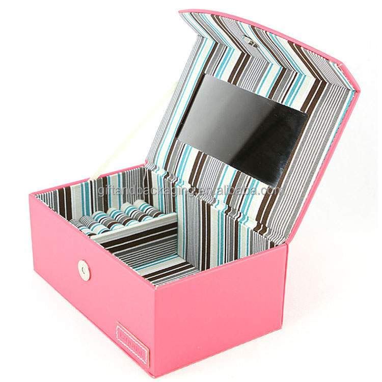 Multifunctional antique jewellery box for wholesales
