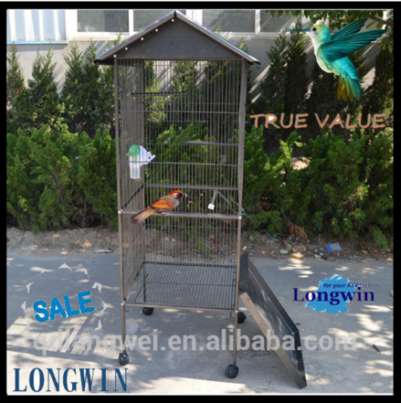 Qingdao metal wire mesh wholesale parrot cage ,bird cages,dog cage