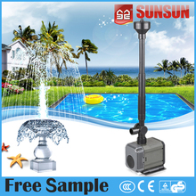 SUNSUN HQB-2200 1900L/h SUNSUN HQB-2200 1900L/h abs low volume submersible water pump