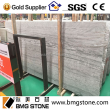 Blue Marble Slabs, Blue Marble For Countertops, Blue Wood Grain Marble Tiles