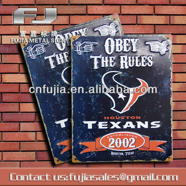 3D number metal aluminum plate,custom embossed 15x30cm metal license plate