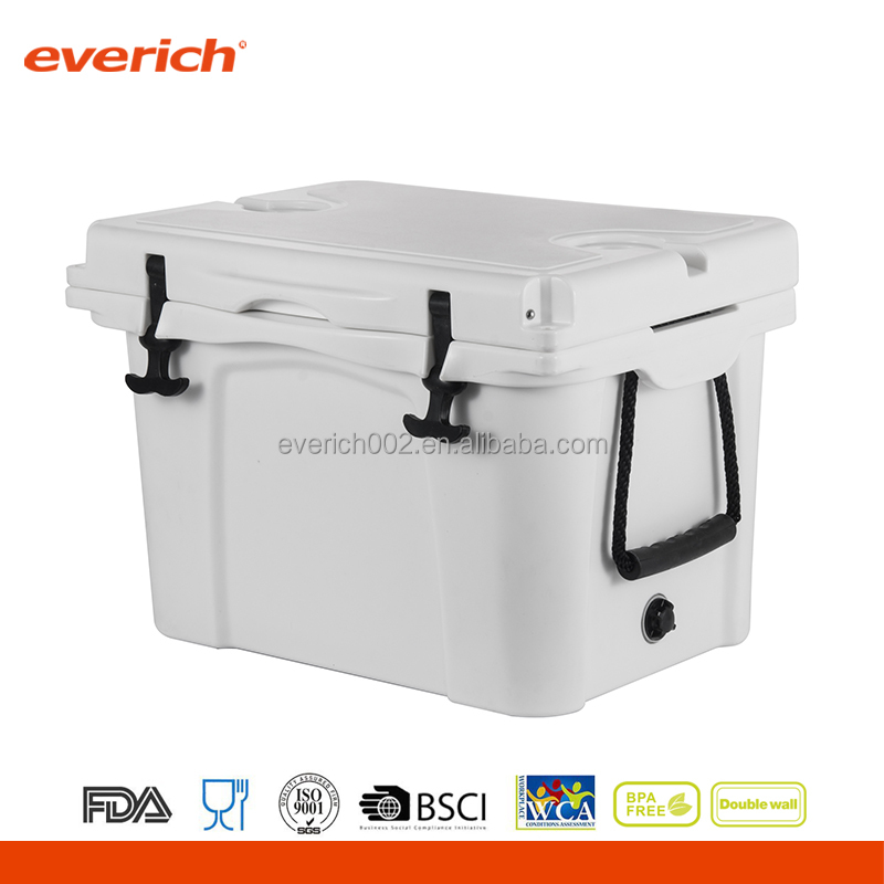 Hot sales Promotional Cooler Box With Lock,Wheel