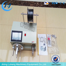 automatic coil electrical fan fishing line winding machine