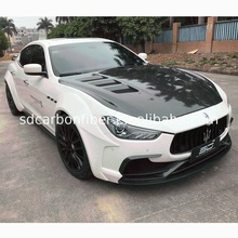 New product 220*86*65 auto body kit for maserati Ghibli