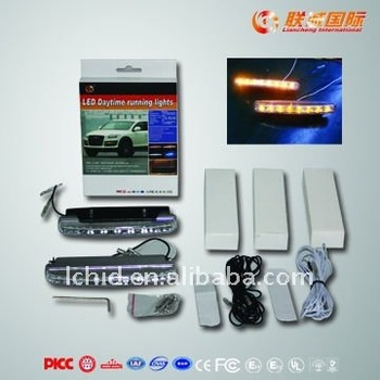 Liancheng LED Daytime Running Light(2011 hot sale product)