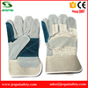Leather Hand High Quality Work Gloves