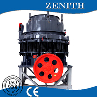 The necessary equipment for calcite factory stone cone crusher price