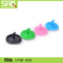 2016 Customized Food Grade sink Silicone Rubber Plug for Pipe