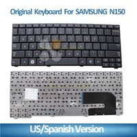 New Laptop arabic Keyboard for Samsung N150 NB30 N128 NB20 N145 Notebook Black