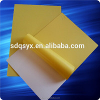 PVC sheet supplier,photo album adhesive inner page for album making