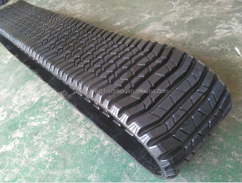 ASV Rubber Track for Terex Loader Rubber Track, Skid Steer Rubber Track Belts with Factory Price and Service Available Any Time