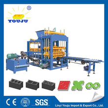 Brick Making Machinery brick making machine price QT5-15 low investment business