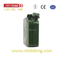 5L metal portable oil jerry can