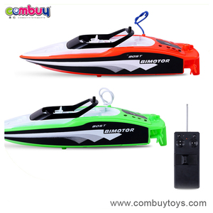 New arrival battery operated high speed remote control mini rc boat kits