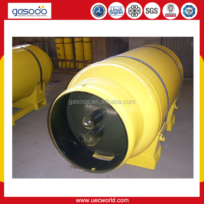 Liquid Chlorine gas cylinder containers for sale