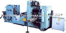 Hanky Towel/Pocket Facial Tissue Compact-Fold Converting Machine