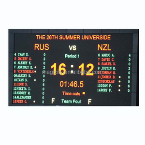 table tennis scoreboard electronic basketball scoreboard