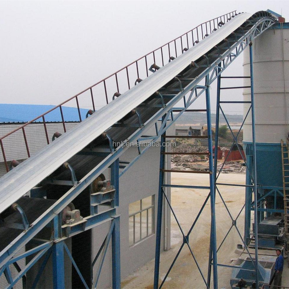 Cement /mine /sandstone belt conveyor