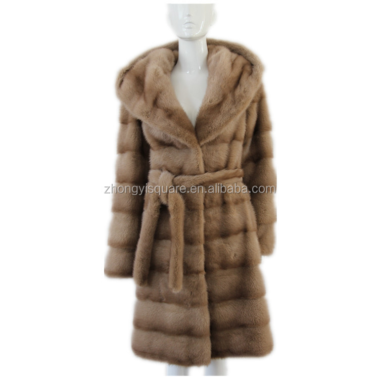 Top fashion 2015 best high end fancy women real mink coats