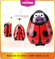 ABS PC school kids bags luggage suitcase China Supplier