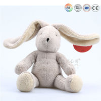 2015 easter day gifts wholesale stuffed white bunni soft toy rabbit