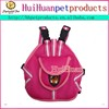 Lovely dog carrier waterproof carrier dog backpack