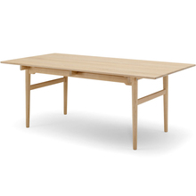 Solid Wood Top Dining Table Wood Frame Table CH327 DINING TABLE