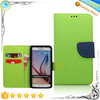 spare for cell phone Cheap price leather flip case cover for huawei ascend y511 u30