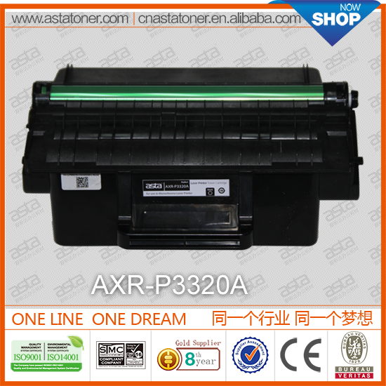 wholesalers china toner cartridge for xerox P3320A 2015 new products for xerox used copier machine