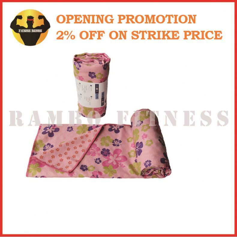 RAMBO Professional Production Made In China Eco Yoga Towel With High Quality Mat
