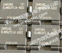GALAXY S I9000 MOBILE MEMORY IC //SAMSUNG MOBILE PHONE IC & MEMORY CHIP SUPPLIER ,8G EMMC KLM8G2FEJA-A002