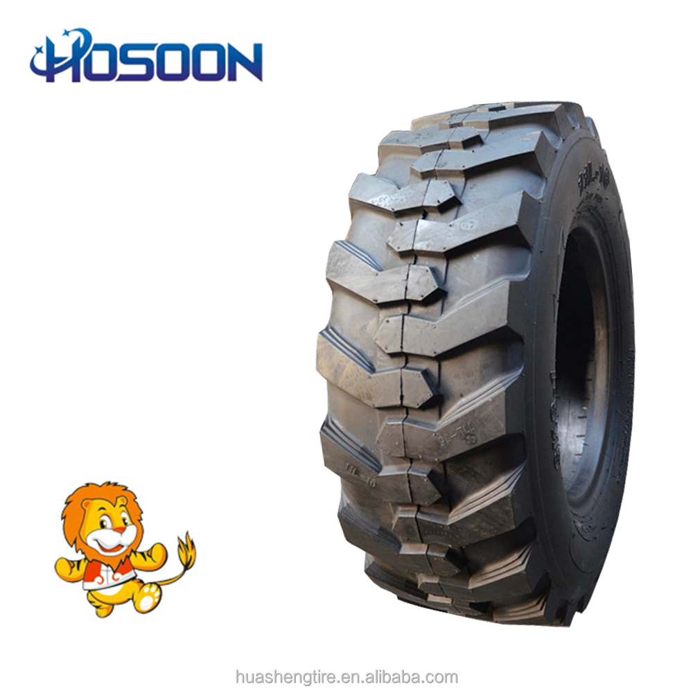skid steer tyres tractor tire 15-19.5 sks-1 14-17.5 backhoe tires